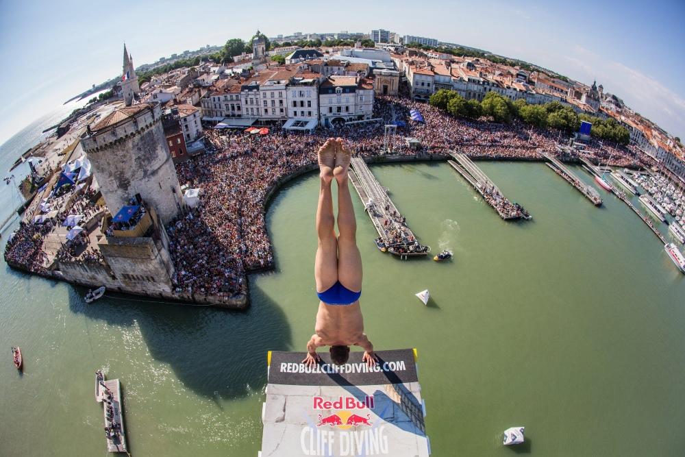 Red Bull Cliff Diving 2016 - La Rochelle
