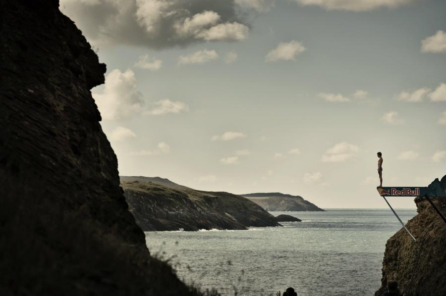 Red Bull Cliff Diving UK