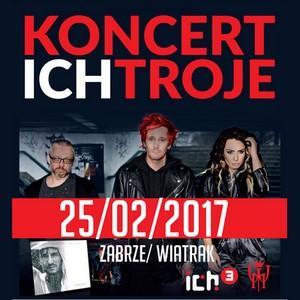 25/02/2017: ICH TROJE w CK Wiatrak