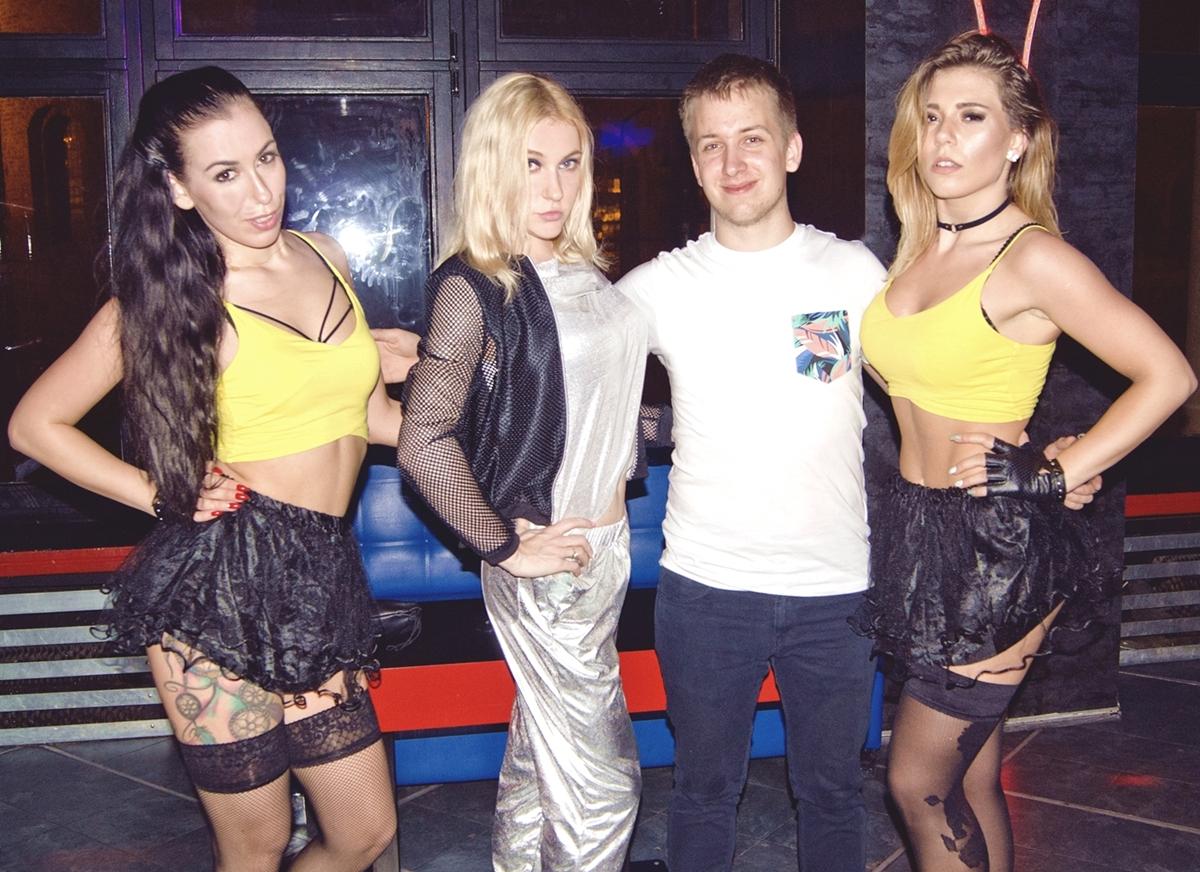 DJ Mirjami z tancerkami @ Savoy Club Bydgoszcz