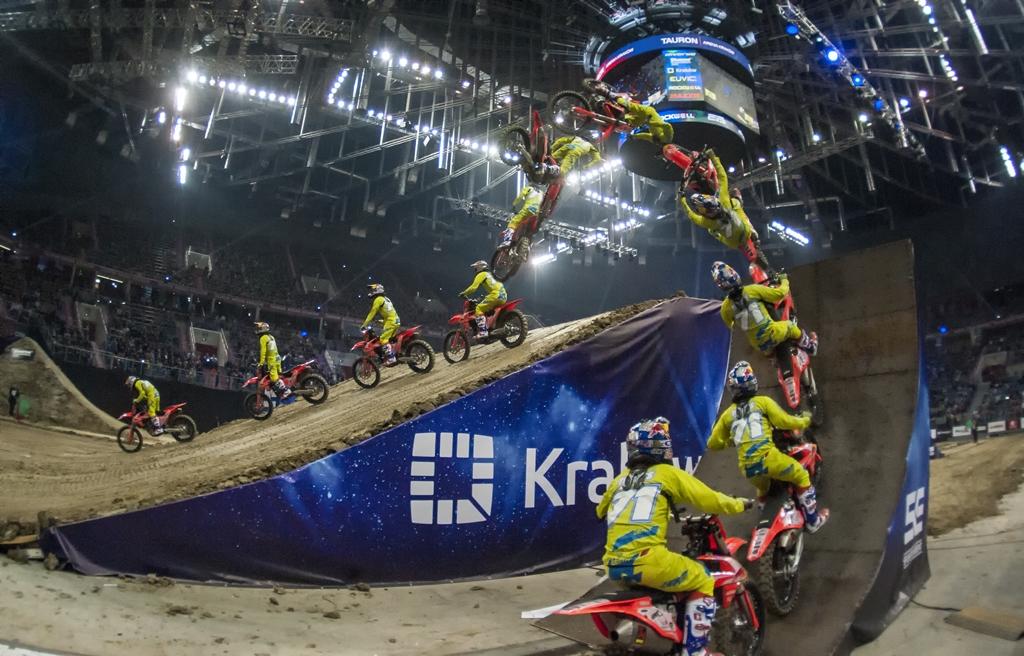 Diverse NIGHT of the JUMPs Kraków 2017