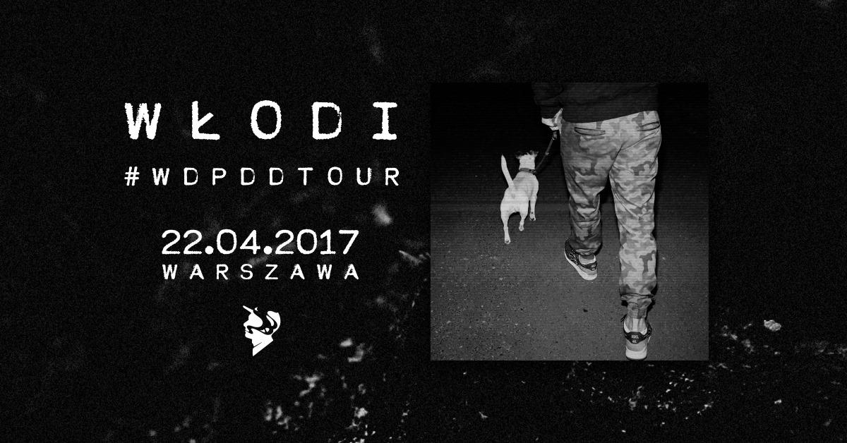 Włodi #wdpddtour Warszawa   niePowiem