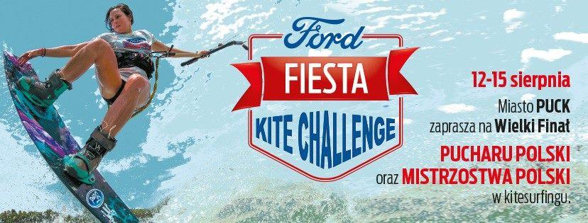 Ford Fiesta Kite Challenge 2017 - Puck