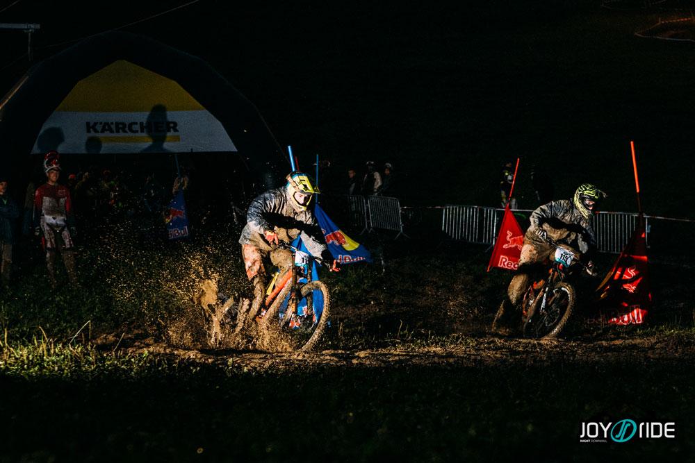 Joy Ride Night Downhill 2017