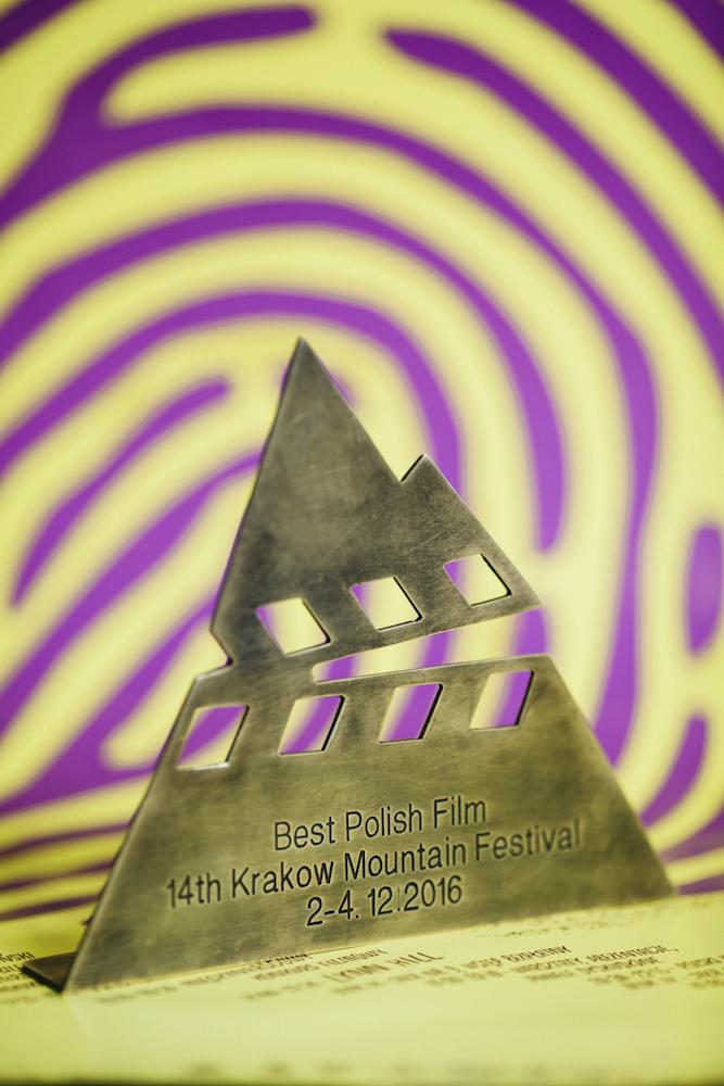 Polski Konkurs Filmowy na 15. Krakowskim Festiwalu Górskim