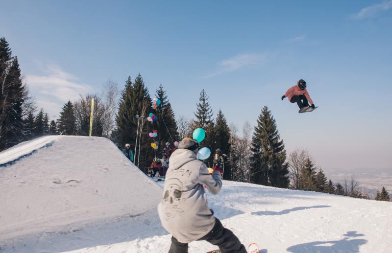 Girls Jam vol. 5 Winter Edition Ski & Snb