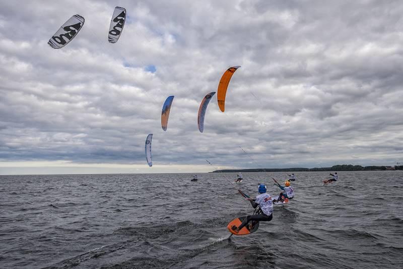 Zawody w kitesurfingu