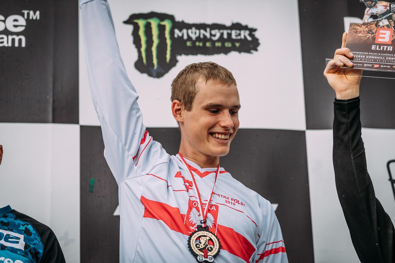 Mistrzostwa Polski Diverse Downhill Contest 2018 - Sławomir Łukasik