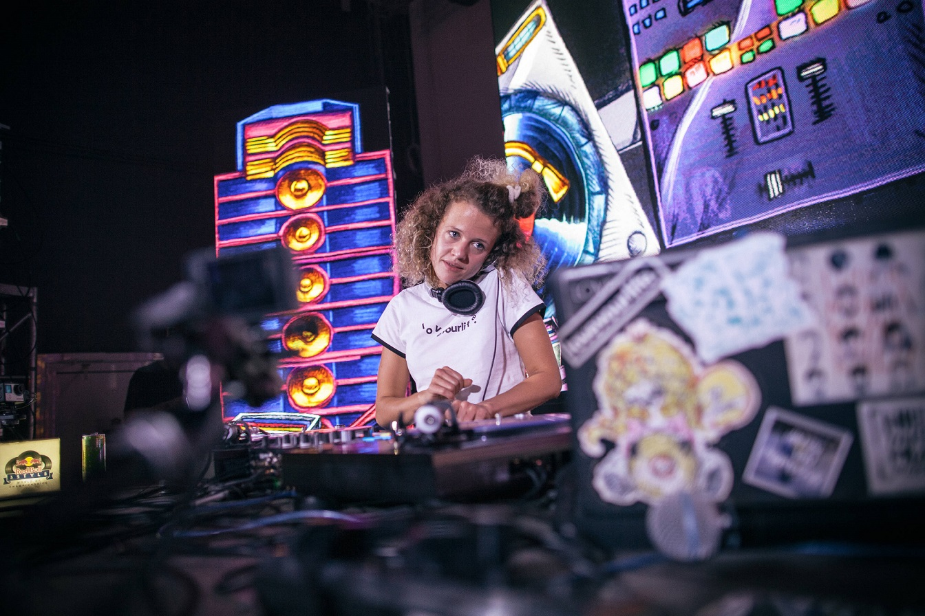 Dj Lazy One na Red Bull Music 3Style Nationa Final Poland 2017