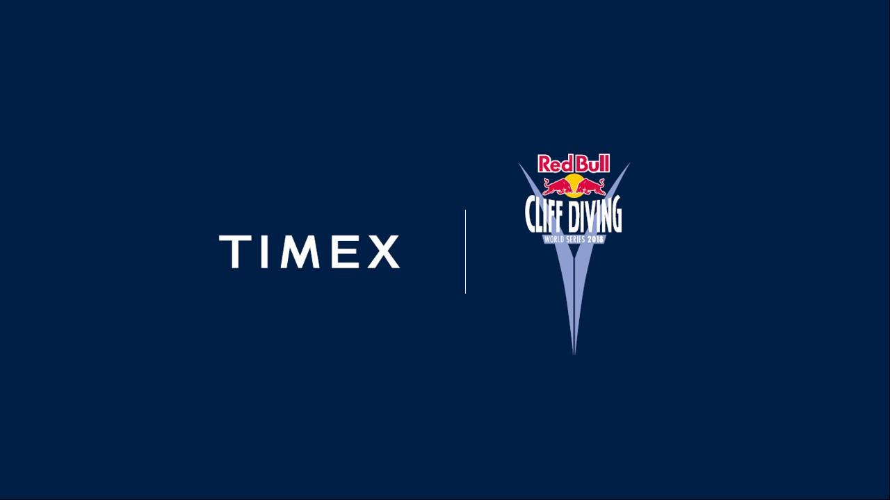 TIMEX_REDBULL CLIFF DIVING LOGO