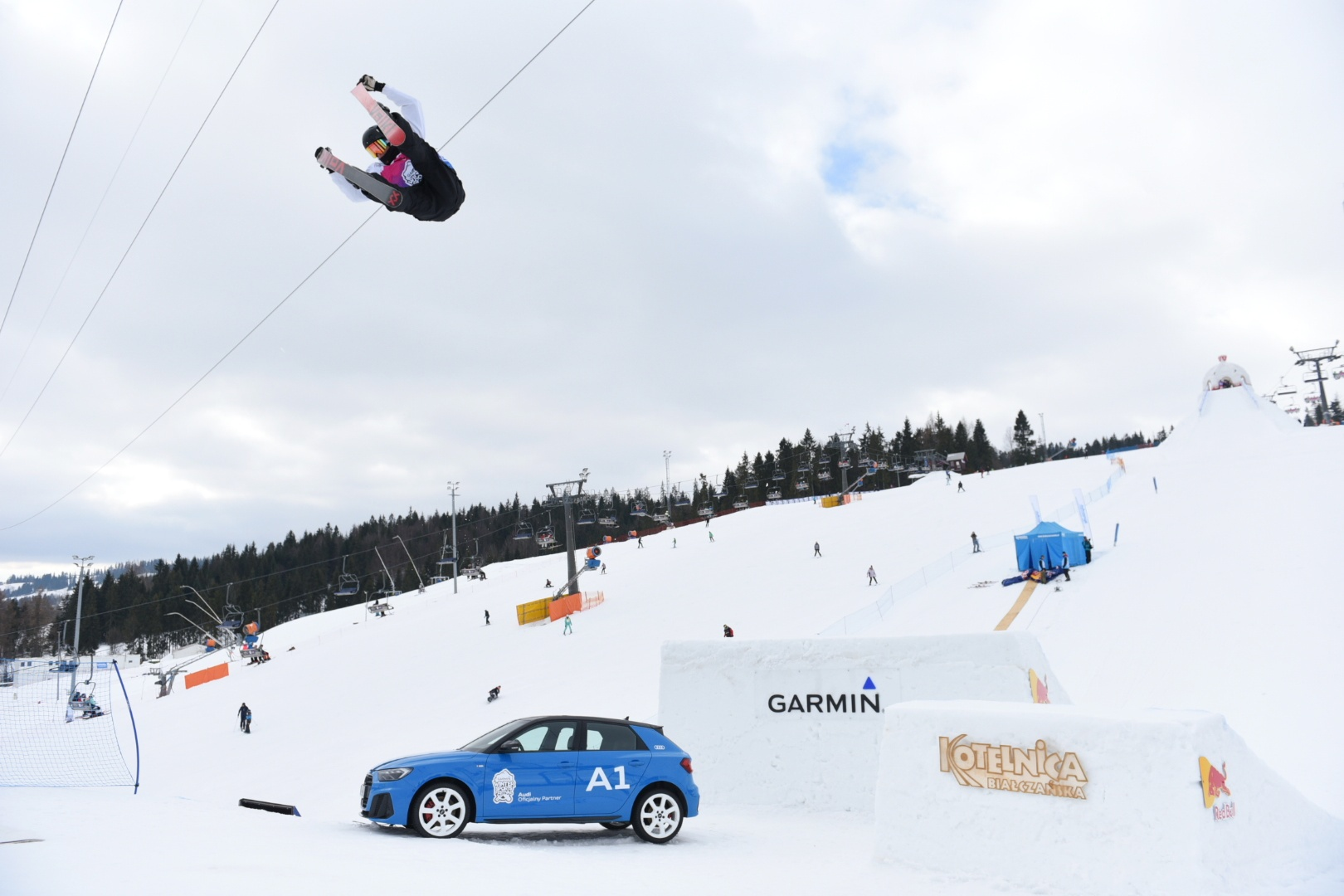 Garmin Winter Sports Festival 2019 - ski