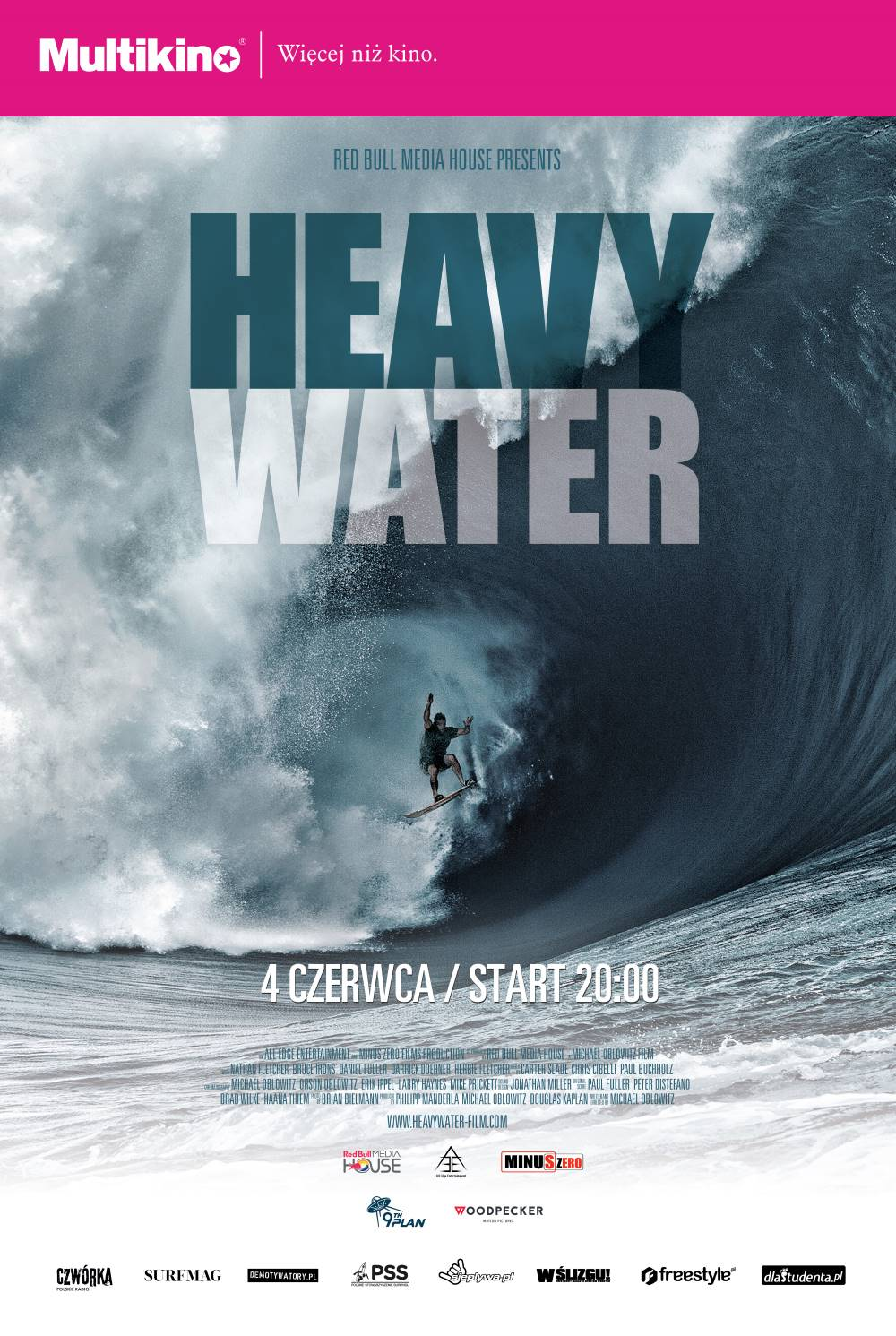 Plakat Heavy Water