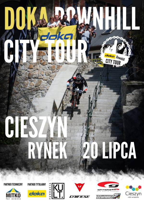 Doka Downhill City Tour Cieszyn