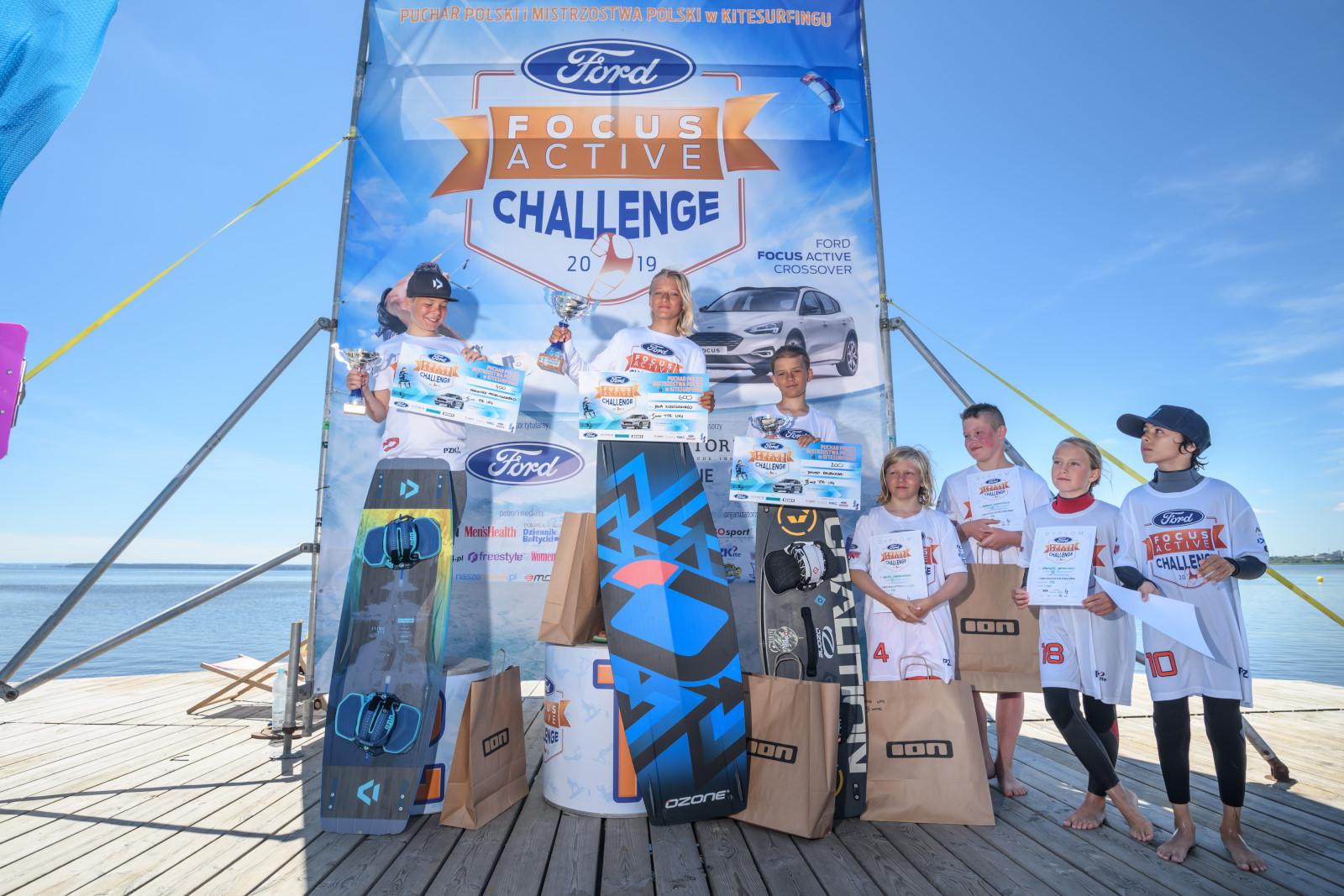 Puchar Polski Ford Focus Active Challenge 2019