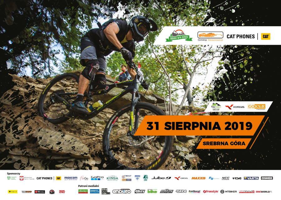 Plakat Enduro Srebrna Góra 2019