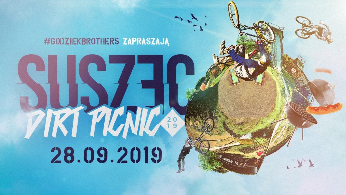 Ekstremalne Zawody Rowerowe MTB/BMX w Suszcu - Dawid i Szymon Godziek