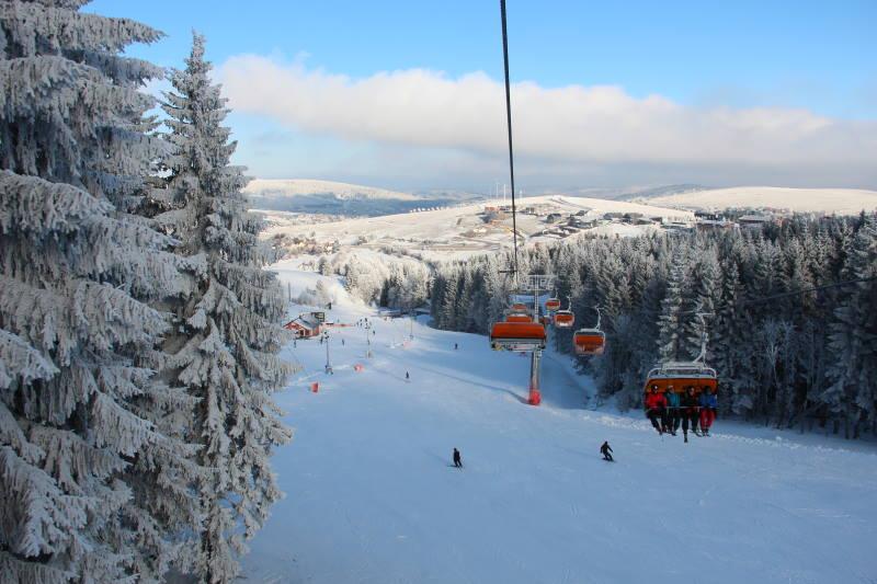 Kraj Karlowarski, Klinovec