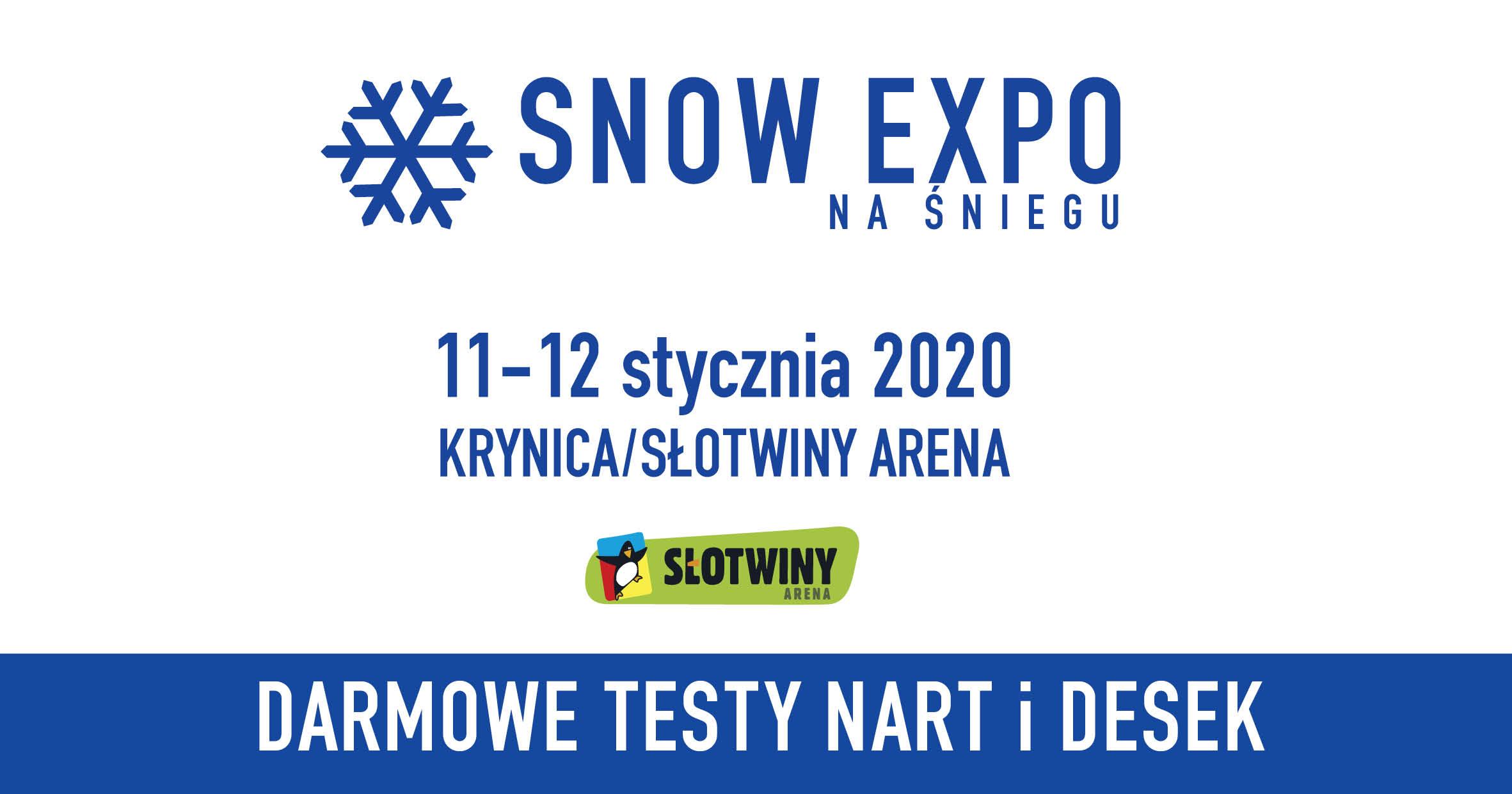 SNOW EXPO na śniegu 2020