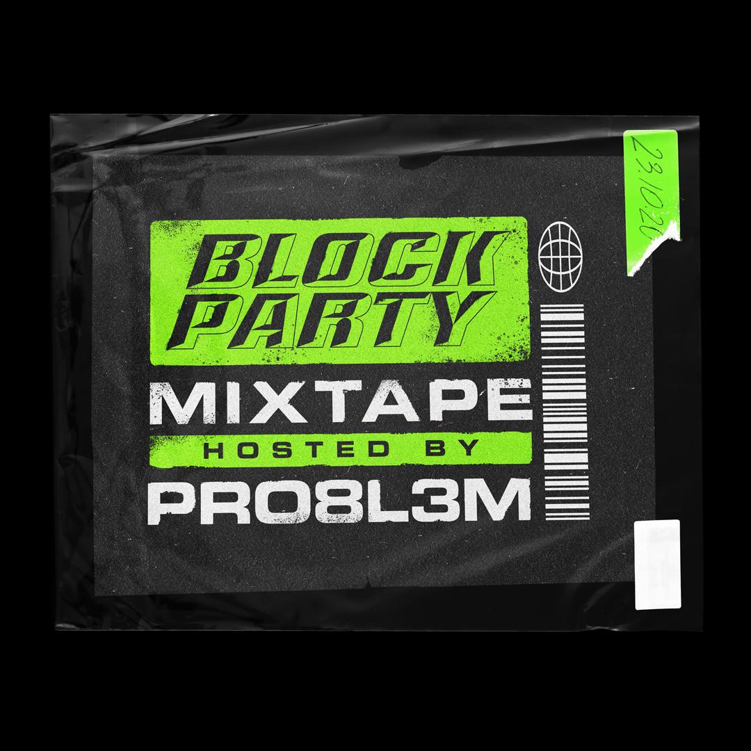 PRO8L3M nagra płytę z gośćmi!