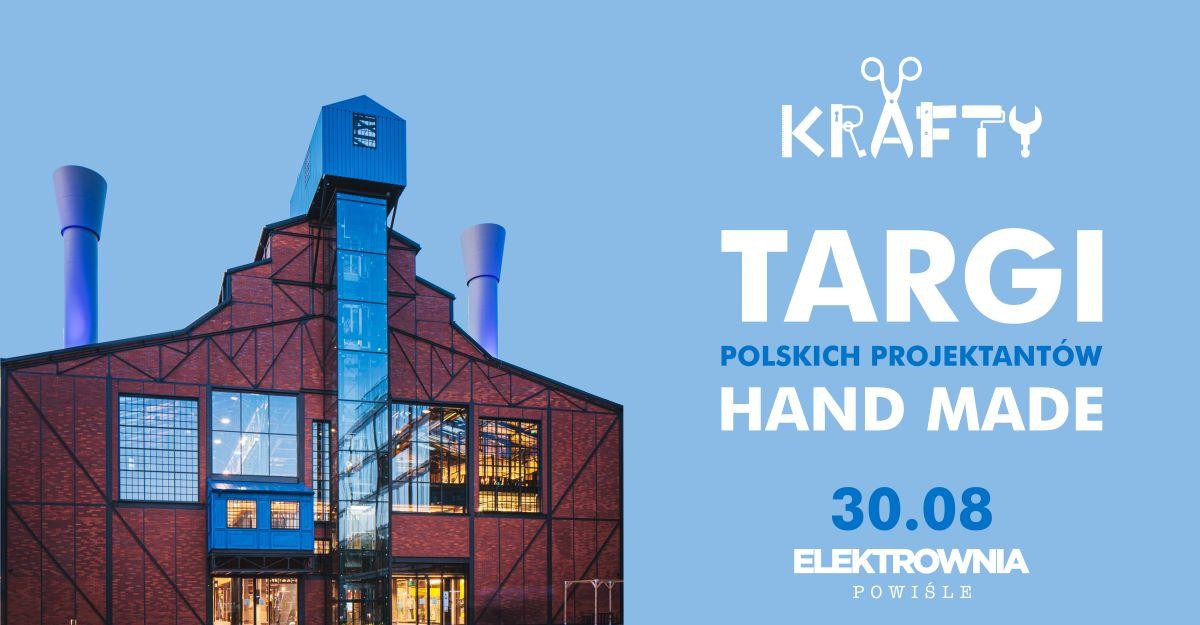 Krafty - Targi Polskich Projektantów Hand Made