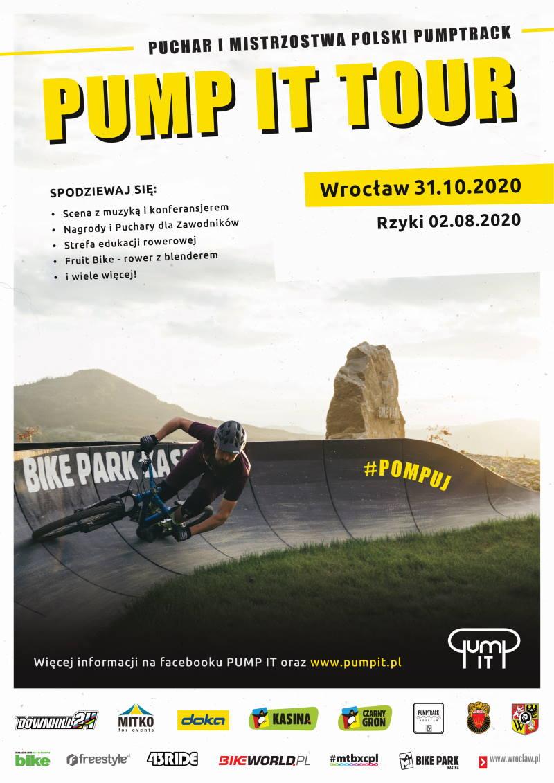 Finałowa edycja Pucharu i Mistrzostw Polski Pumptrack