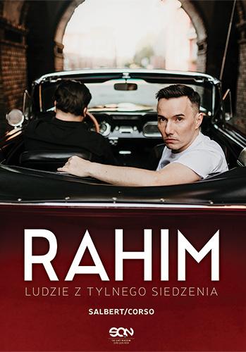 Rahim wydaje biografię