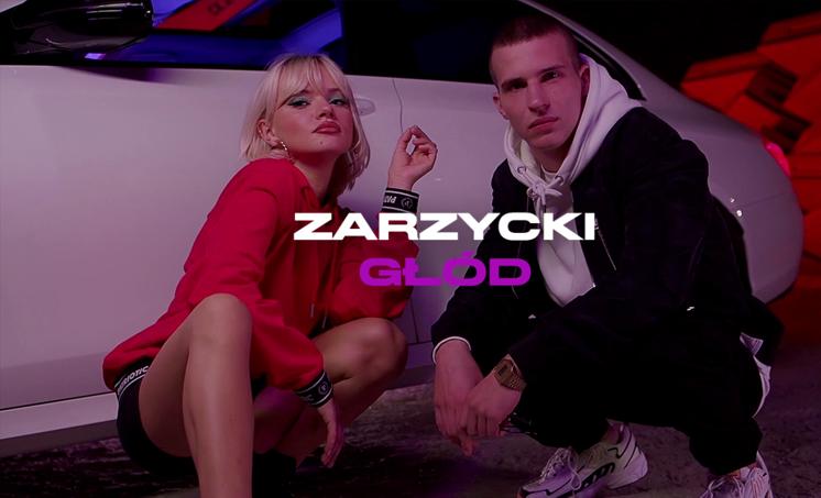 """Zarzycki z singlem """"Głód"""""""
