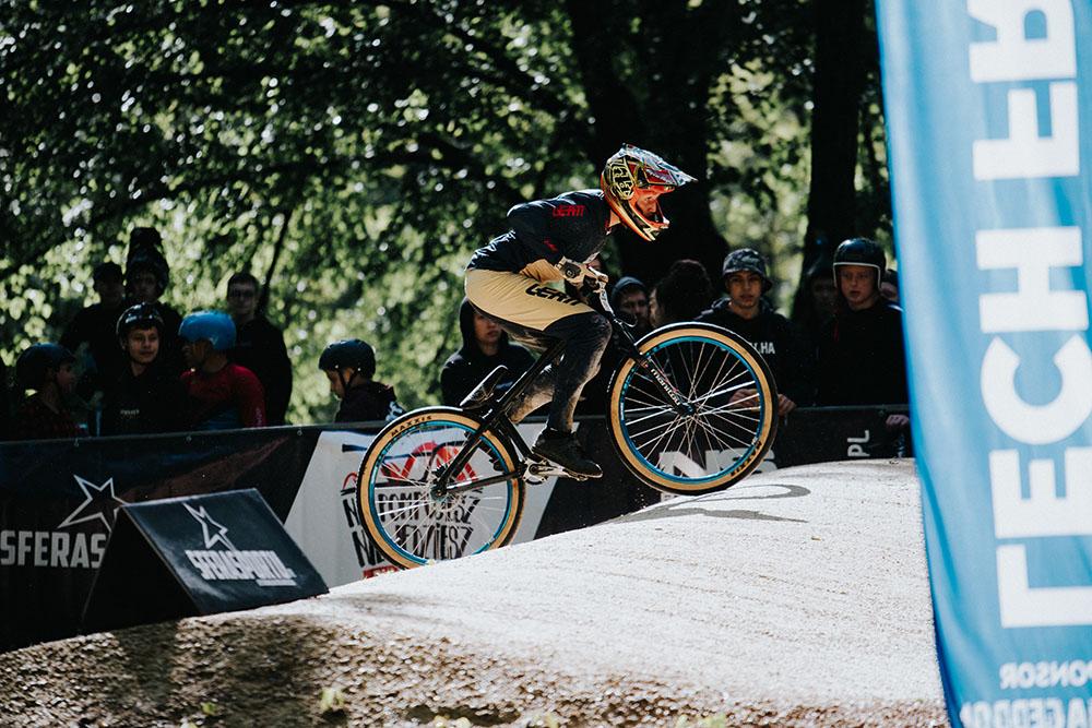 Wyścig (foto Adam Glosowic)