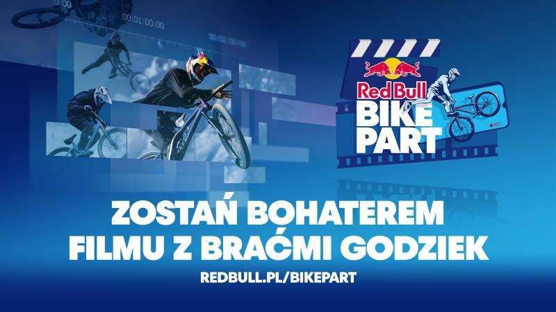 Plakat Red Bull Bike Part
