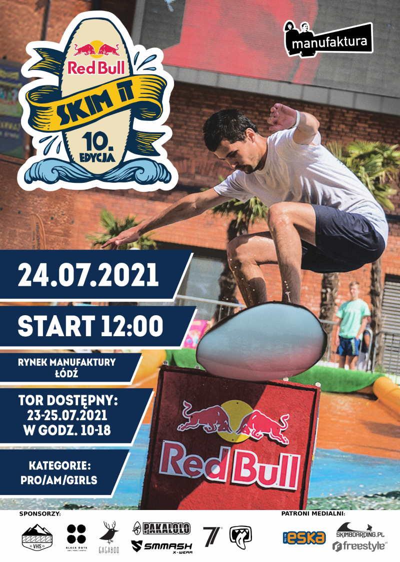 10 edycja Red Bull Skim It w Manufakturze