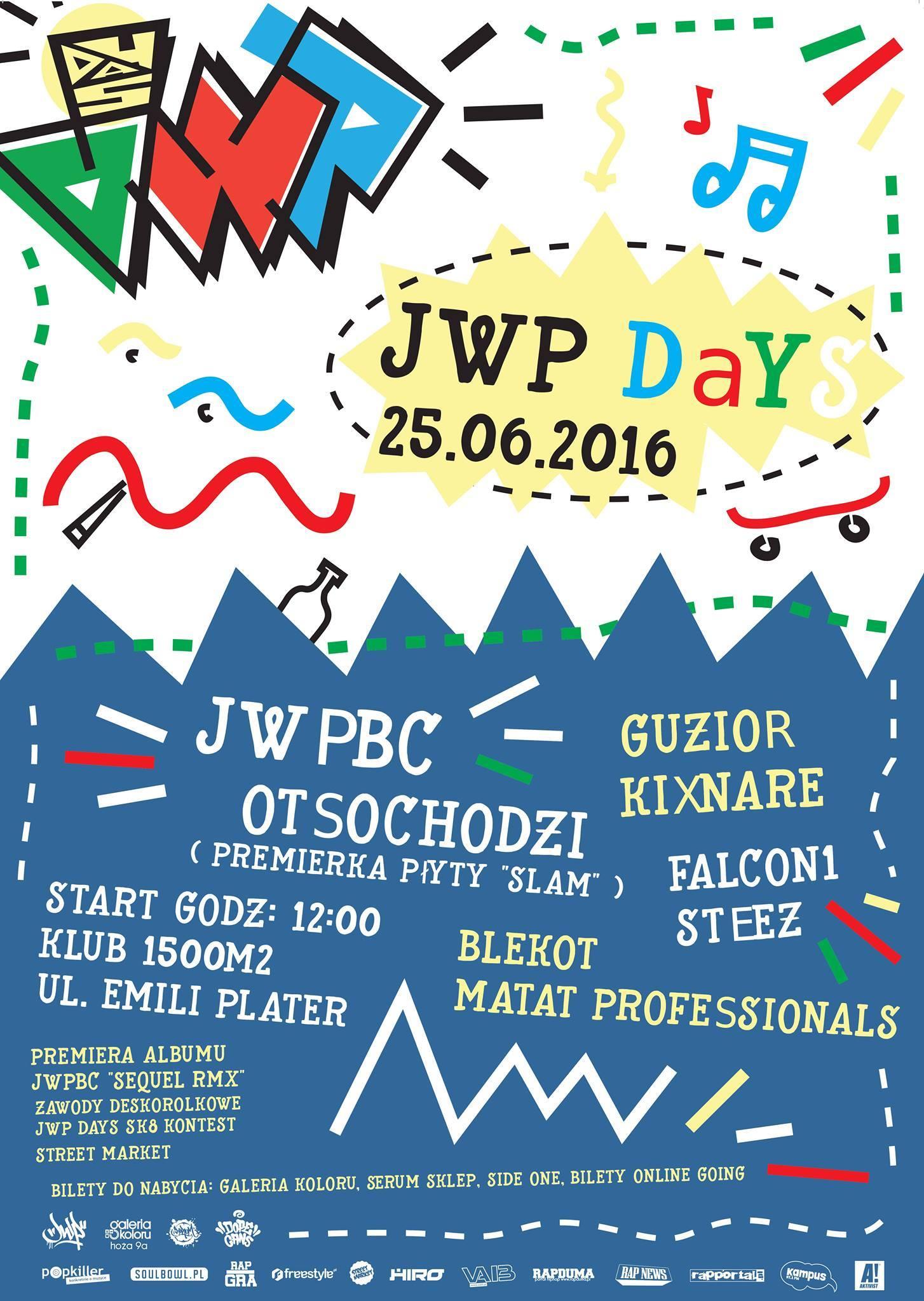 JWP DAYS 2016