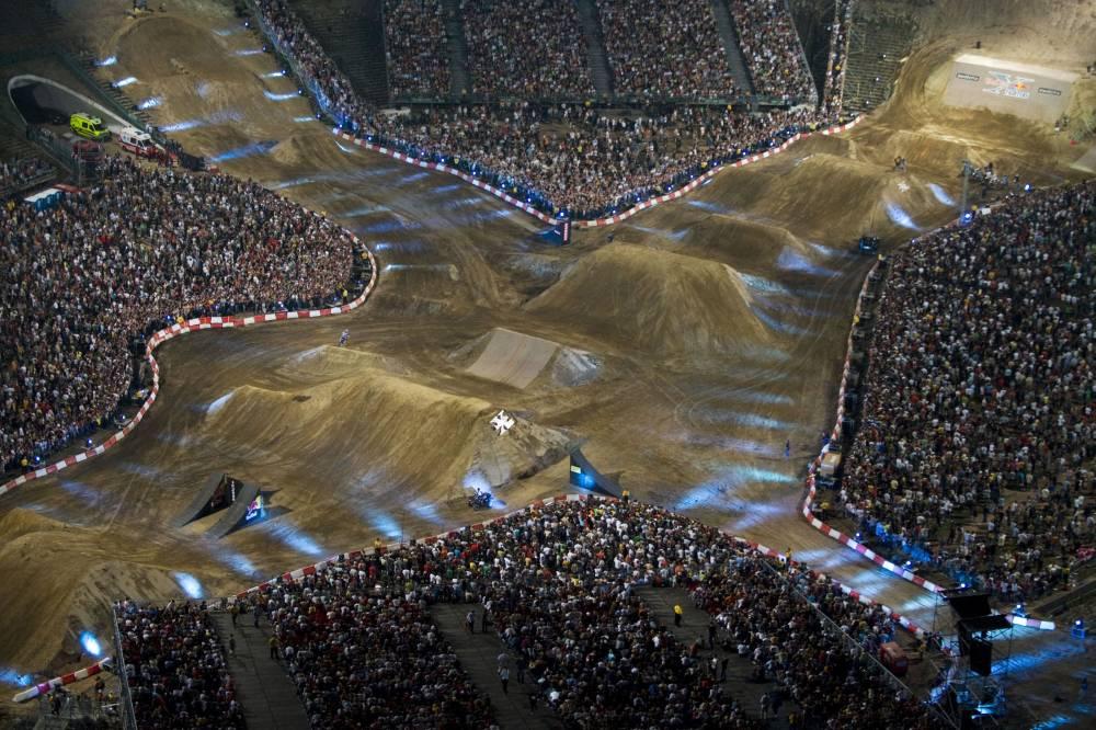 Red Bull X-Fighters Stadion Narodowy Warszawa