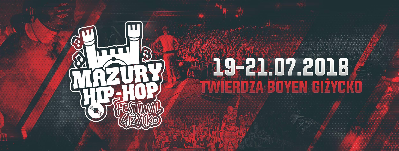 Mazury Hip-Hop Festiwal Giżycko 2018