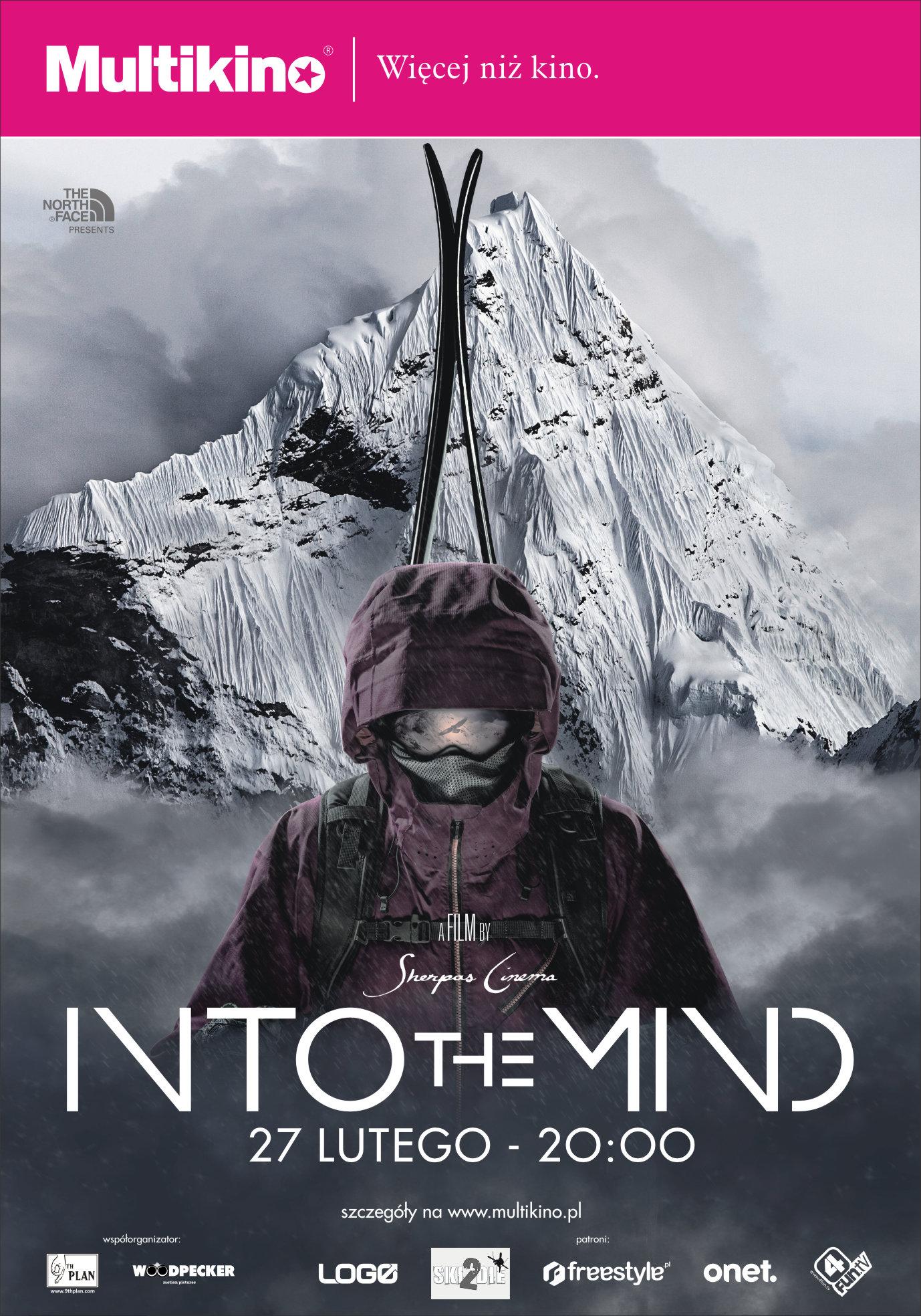 Into The Mind w siecin kin Multikino