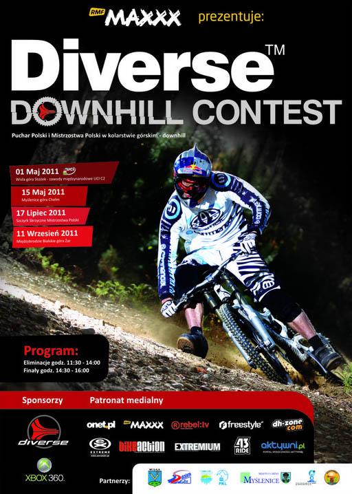 Diverse Downhill Contest 2011
