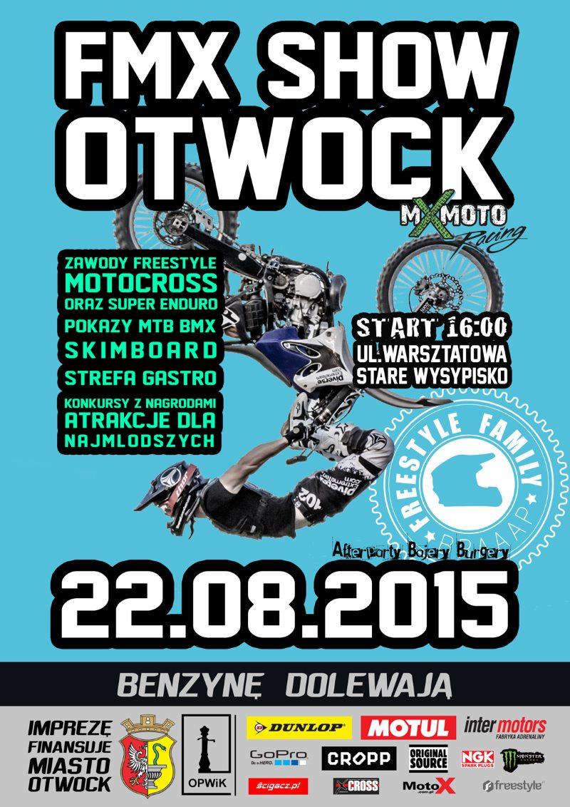 FMX Show 2015 w Otwocku