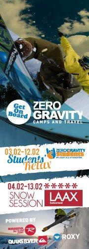 Zerogravity Camps