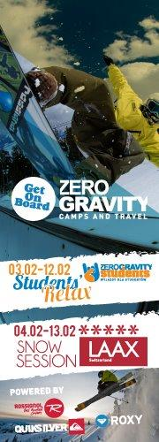 Zerogravity Camps