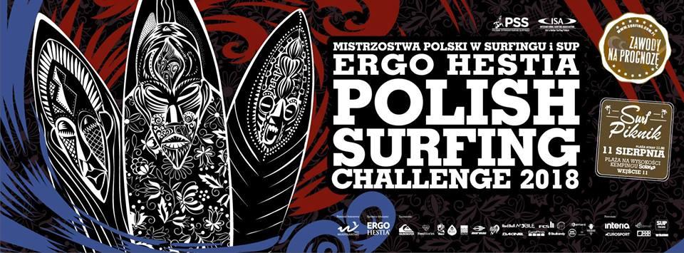 ERGO Hestia Polish Surfing Challenge 2018