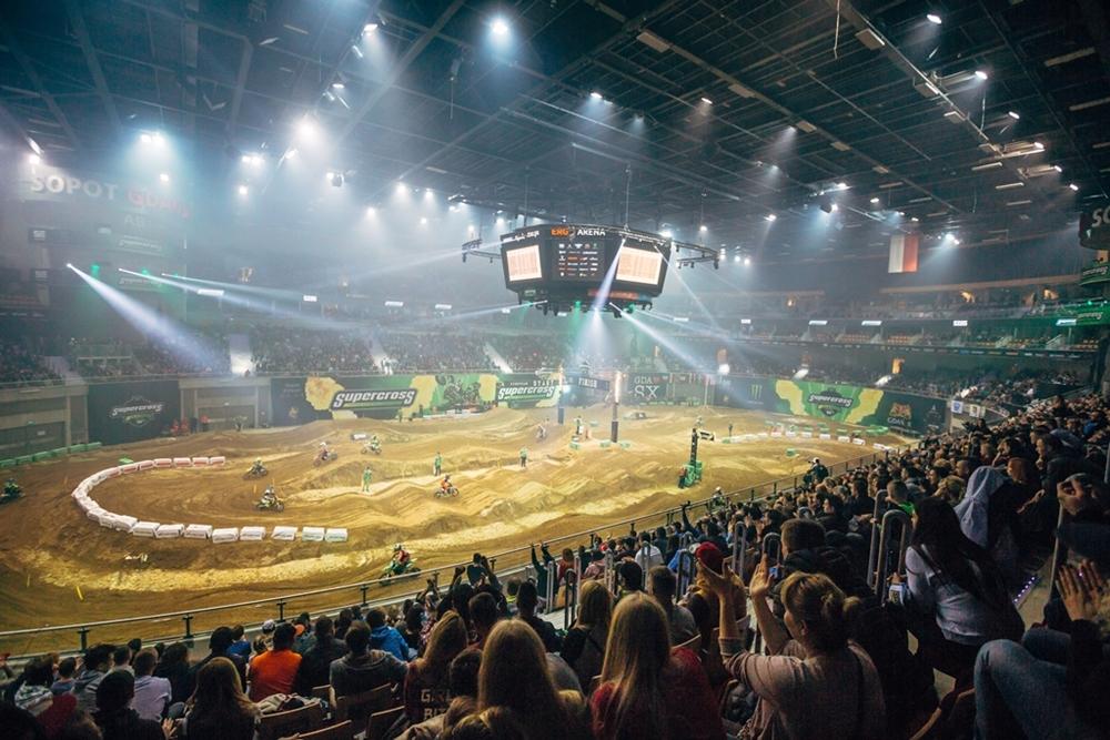 Supercross Gdańsk