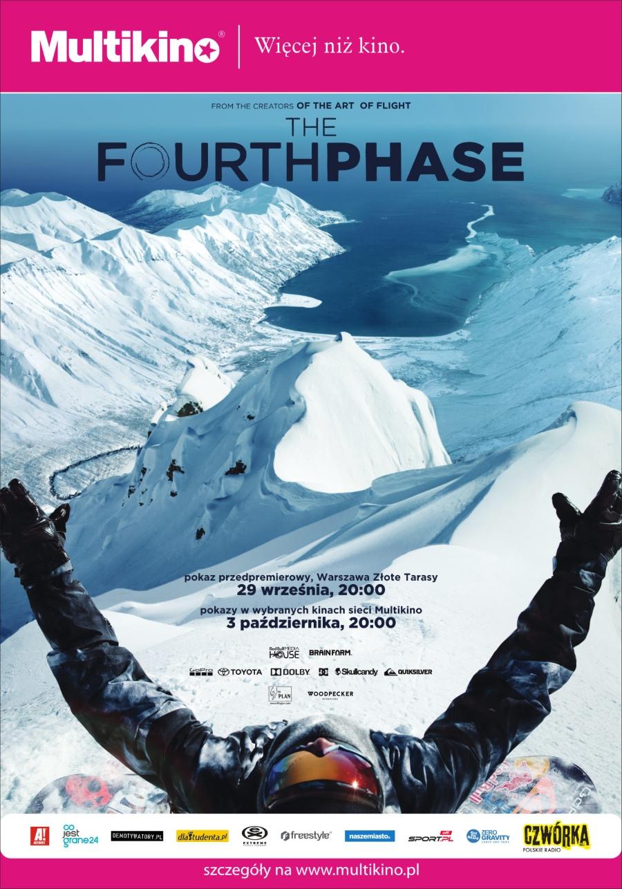 Plakat The Fourth Phase
