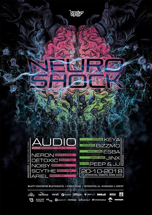 Neuroshock with Audio [RAM / UK] | Sfinks700