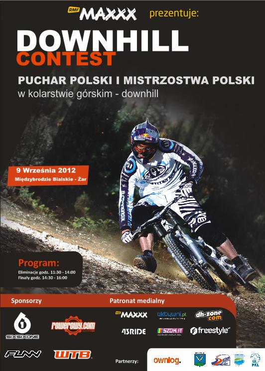 Downhill Contest 2012, Międzybrodzie Bialskie - Żar