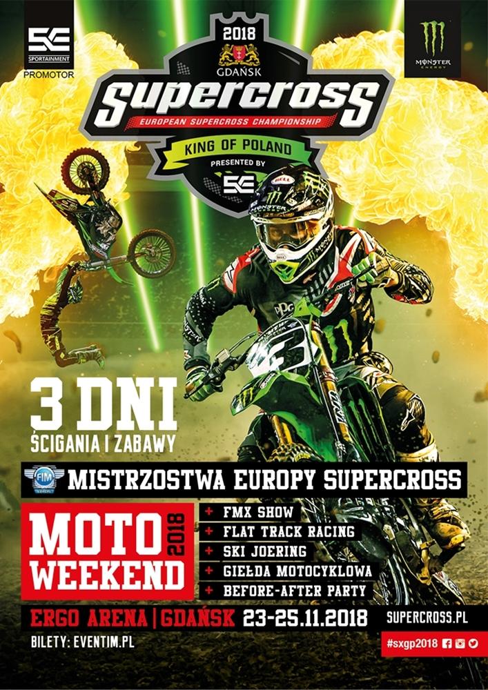 Mistrzostwa Europy w Supercrossie