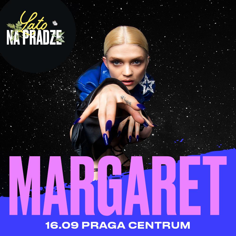 Warszawski koncert Margaret w ramach Lata na Pradze