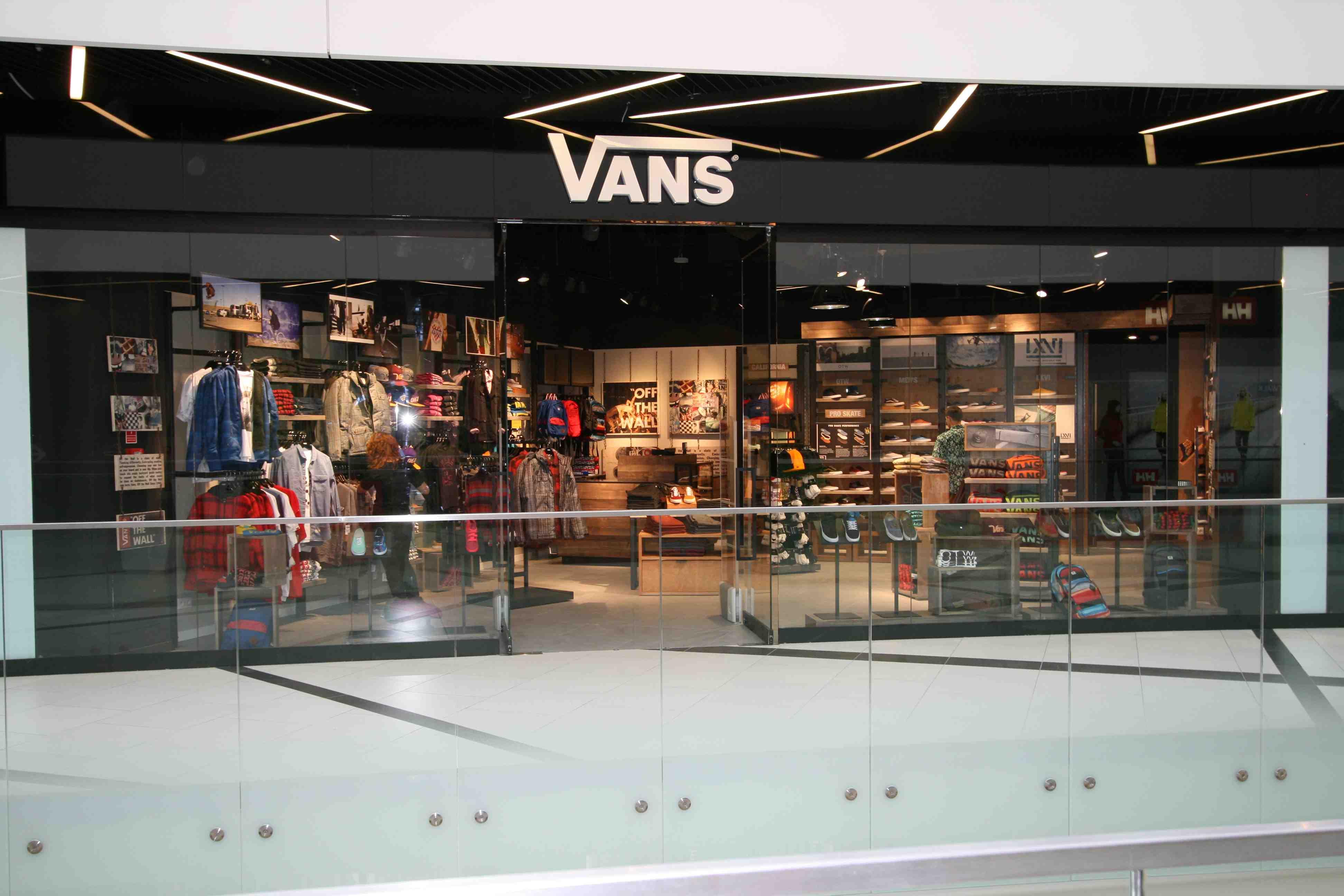Nowy sklep Vansa w Galerii Katowickiej
