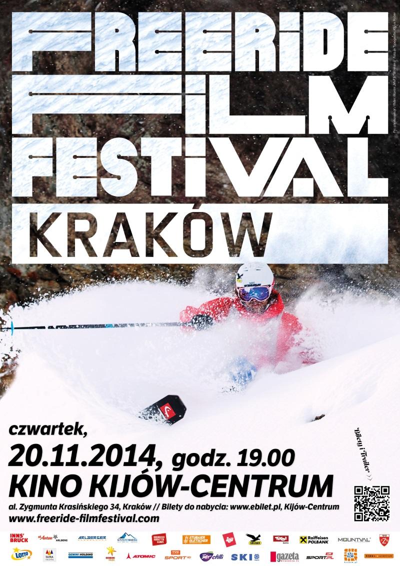 Freeride Film Festival po raz trzeci