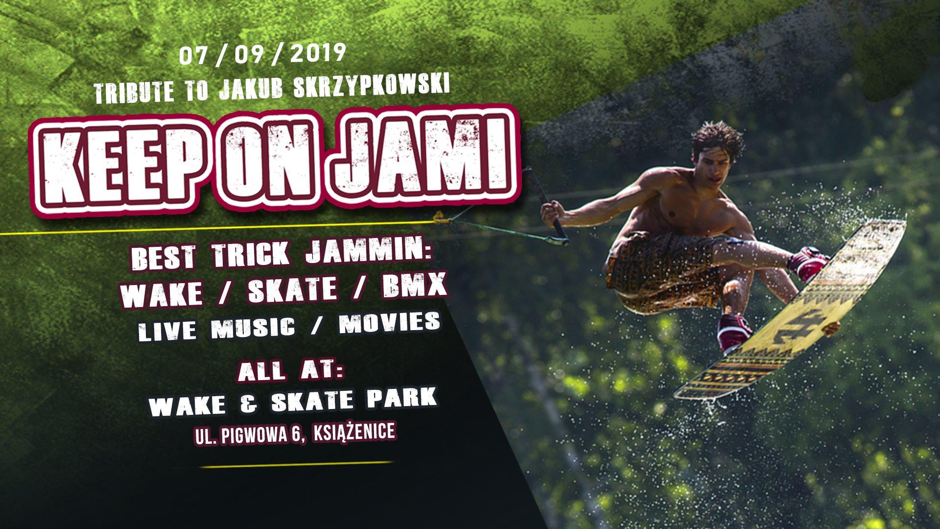 Keep On Jami
