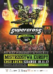 Supercross 2017 plakat