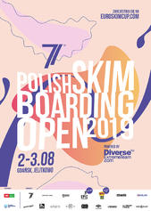 Seventyone Polish Skimboarding Open 2019 powered by Diverse Extreme Team